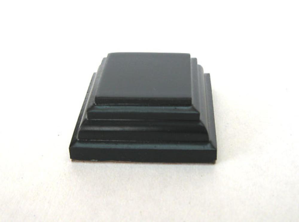 PEANA Cuadrada 3x3 Negro
