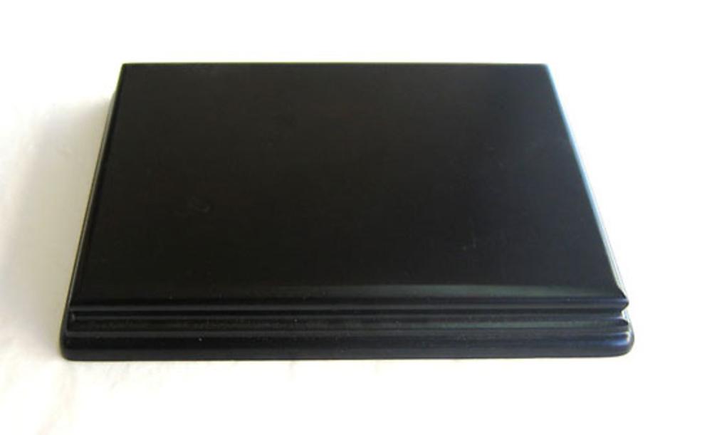PEANA Rectangular 22x15 Negro