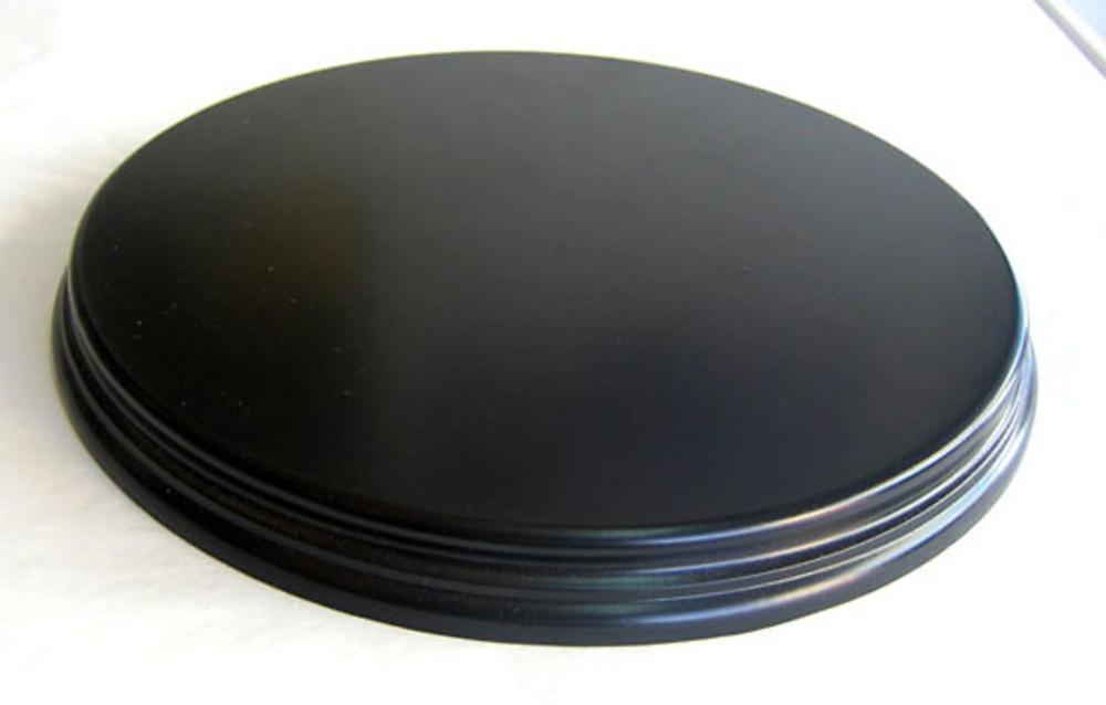 PEANA Redonda 20cm Negro