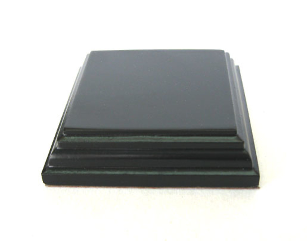 PEANA Cuadrada 4x4 Negro
