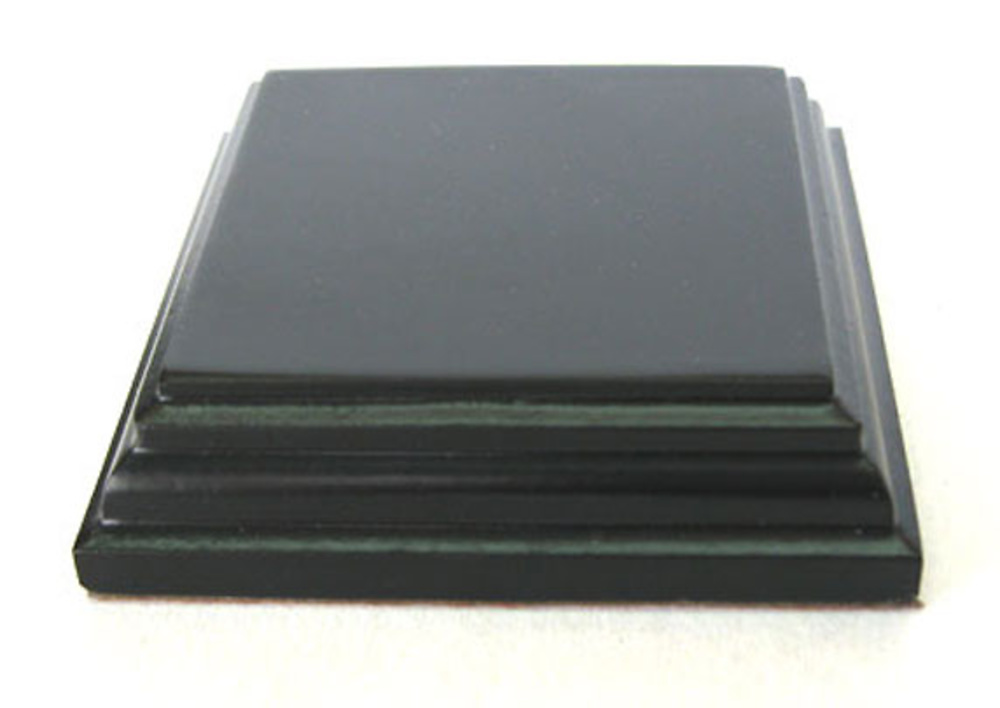PEANA Cuadrada 6x6 Negro