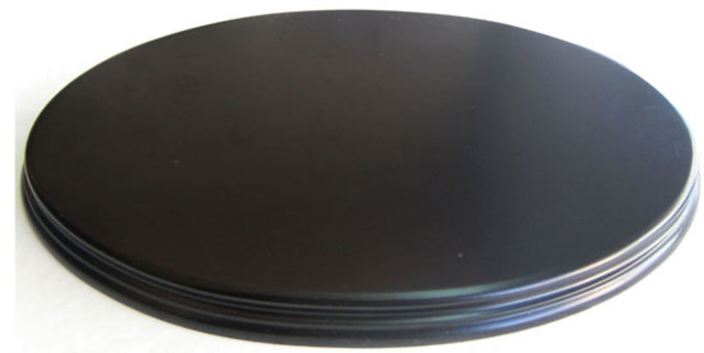 PEANA Ovalada 32x20 Negro