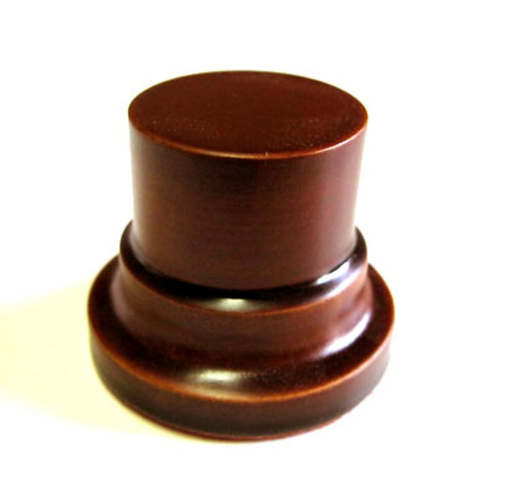 PEANA PEDESTAL Redonda 3,5cm Avellana