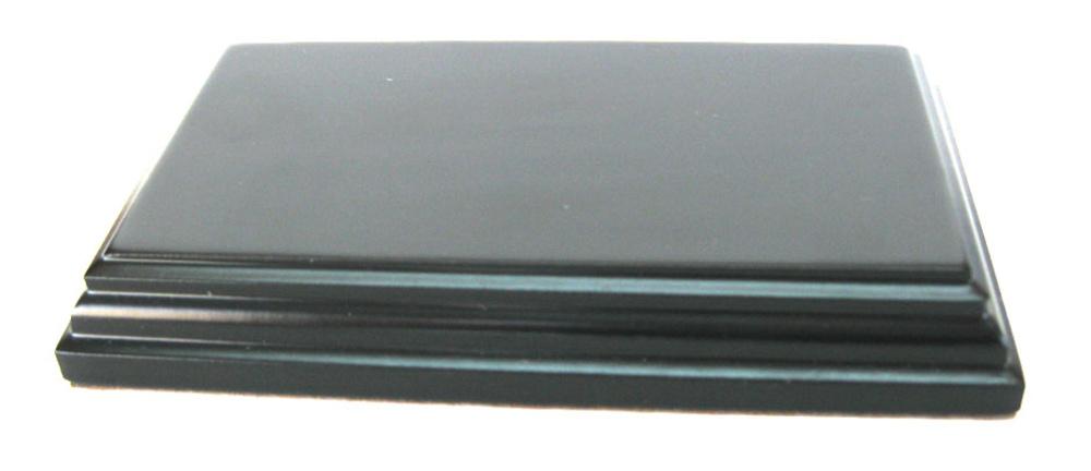 PEANA Rectangular 12x6 Negro