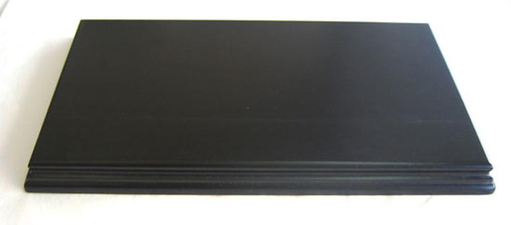 PEANA Rectangular 30x16 Negro