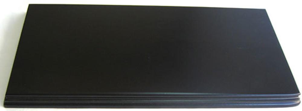 PEANA Rectangular 40x18 Negro