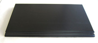 WOODEN BASE Rectangular 30x16 Black